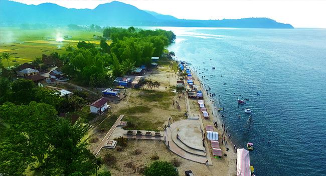 4D3N Balige - Samosir - Berastagi - Medan (Private Tour)