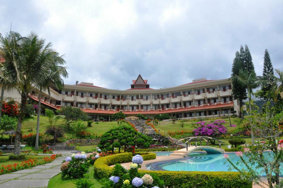 Sinabung Hills Berastagi