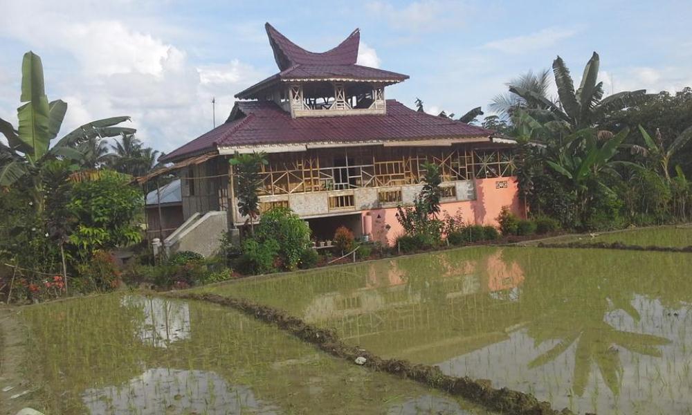 Rumah Papa Homestay