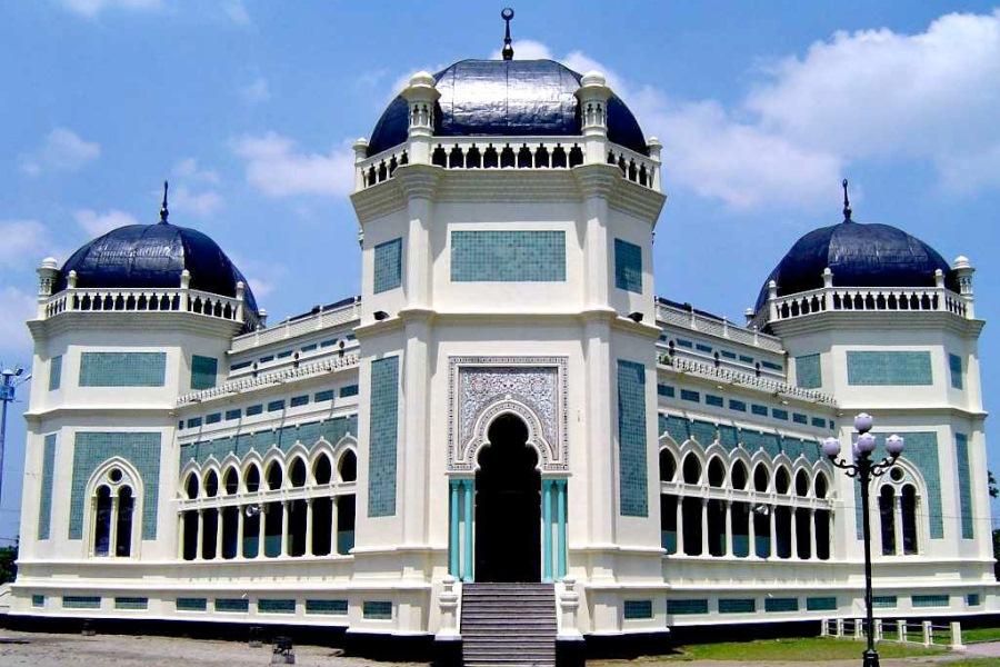 medan grand mosque